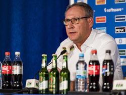Rüdiger Fritsch ist von der Rettung des SV Darmstadt überzeugt
