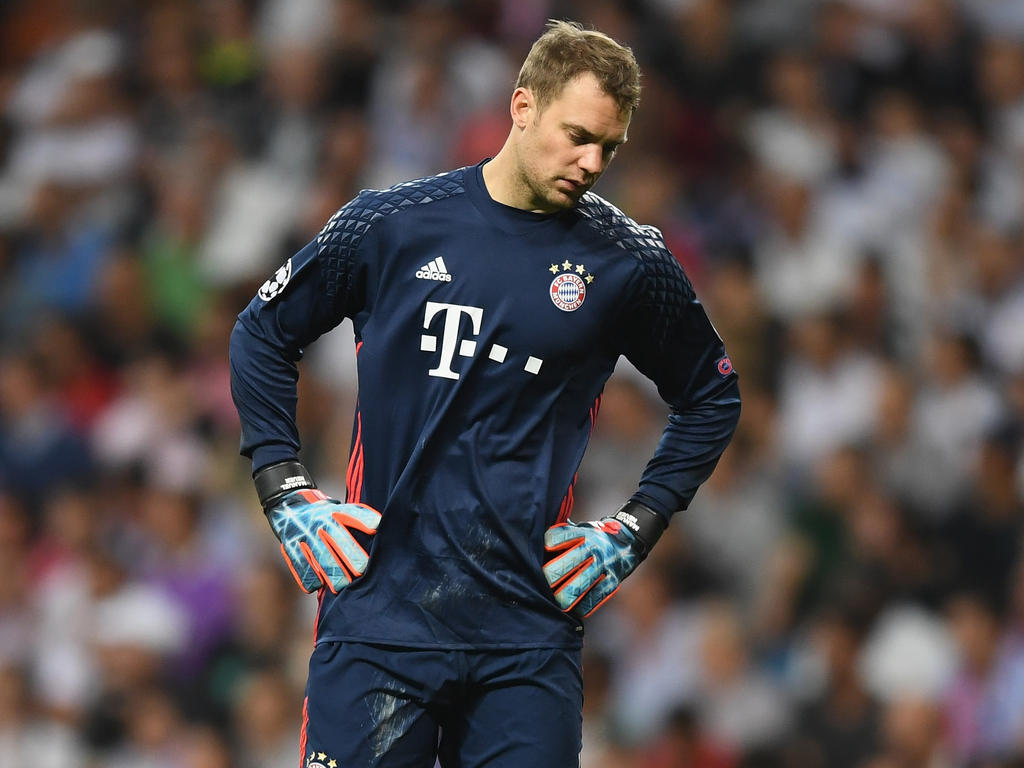 Fehlt Manuel Neuer dem FC Bayern München doch länger?