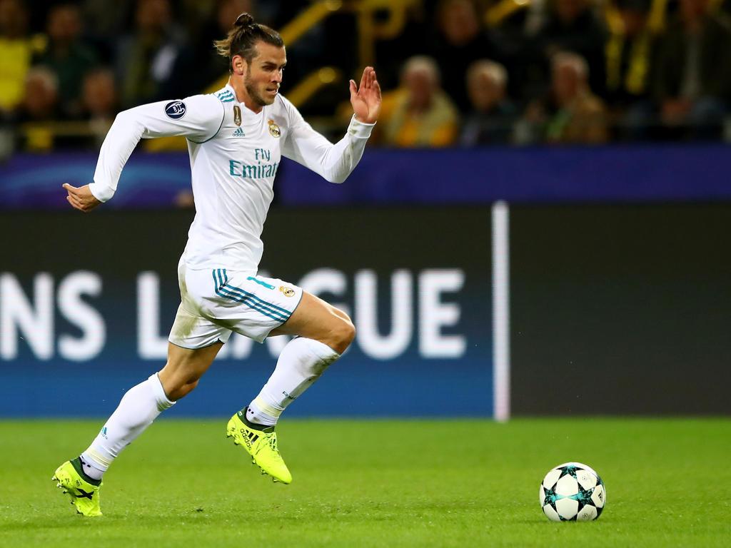Gareth Bale hat sich schon wieder eine Verletzung zugezogen
