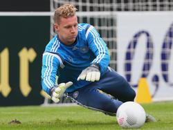 Bernd Leno soll gegen die Slowakei sein erstes Länderspiel machen