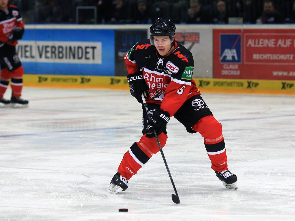 Danny Syvret wechselt zu den Ice Tigers
