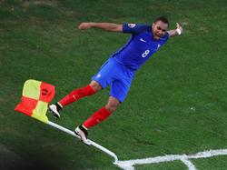 Dimitri Payet war einer der Stars der Europameisterschaft