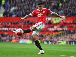 Marcos Rojo spielt seit 2014 für Manchester United
