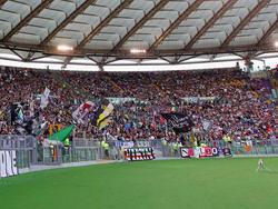 Mehr Sicherheitsmaßnahmen im Stadio Olimpico in Rom