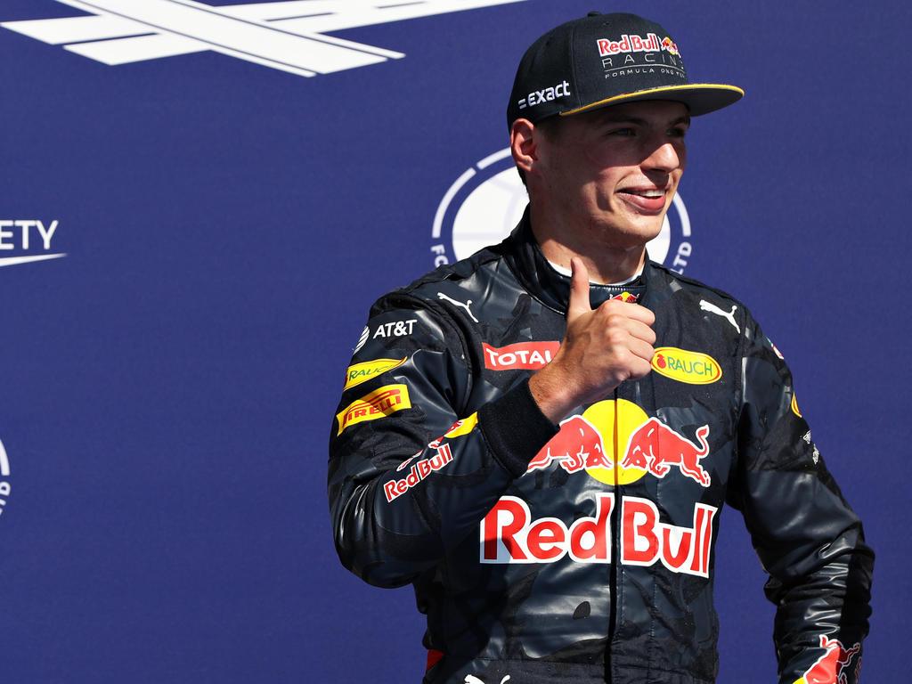 Schafft es Max Verstappen am Sonntag in Spa wieder einmal auf das Podium?