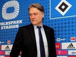 Steht beim HSV in der Kritik: Dietmar Beiersdorfer