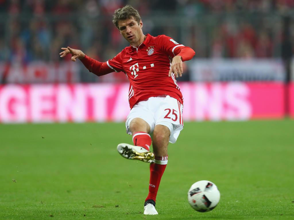 Müller hat beim FCB ein ganz besonderes Standing