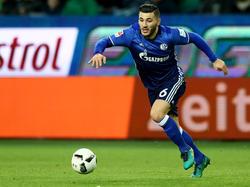 Geht es nach Schalke-Manager Heiel, soll Sead Kolašinac schnell verlängern