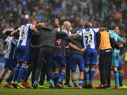 El Deportivo de Pepe Mel finaliza la liga con 36 puntos. (Foto: Getty)