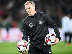 Andreas Köpke ist Torwarttrainer der deutschen Nationalmannschaft
