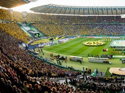 Die BVB-Fans werden erneut am Marathontor stehen