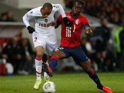 Soualiho Meïté hier bei Lille, wechselt nach Monaco