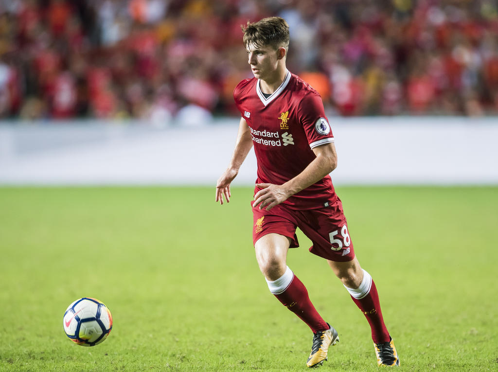 Ben Woodburn (FC Liverpool)