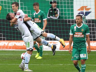 Sturm Graz bleibt in der Bundesliga ungeschlagen