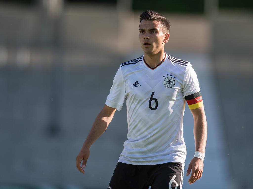 Atakan Akkaynak spielt bereits für den DFB