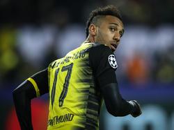 Pierre-Emerick Aubameyang kehrt in den BVB-Kader zurück