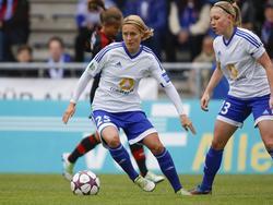 Saskia Bartusiak bleibt dem 1. FFC Frankfurt treu