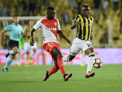 Monaco hatte gegen Fenerbahçe das Nachsehen