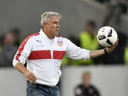 Janßen arbeitet nach seinem Interimscoach-Job nun als Scout für den VfB