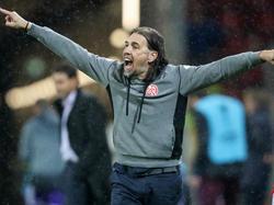 Martin Schmidt vom FSV Mainz 05 hofft auf einen Schub für die Liga