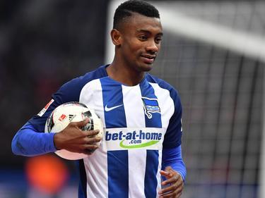 Herthas Salomon Kalou droht gegen Frankfurt auszufallen