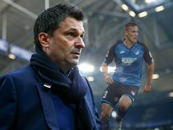 S04-Manager Christian Heidel hat ein Interesse an Pavel Kadeřábek (r.) dementiert