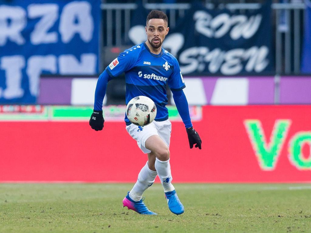 Sidney Sam wechselte von Schalke 04 zu Darmstadt 98