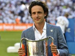 Thomas Delaney hat eine exquisite Anreise zur Meisterfeier des FC Kopenhagen genossen