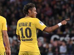 Neymar wird von der französischen Presse gefeiert
