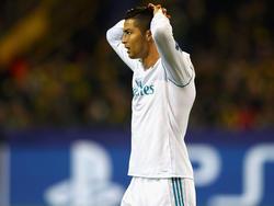 Ronaldo volvió a demostrar que es uno de los mejores goleadores de la historia. (Foto: Getty)