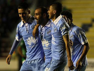 Bolívar ha comenzado el campeonato de la mejor manera. (Foto: Imago)