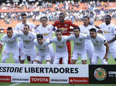 Liga de Quito sale vencedor de su litigio con los cariocas. (Foto: Imago)