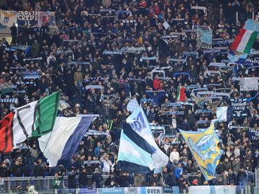 Grund zu Jubeln für die Lazio-Anhänger im Derby della Capitale?