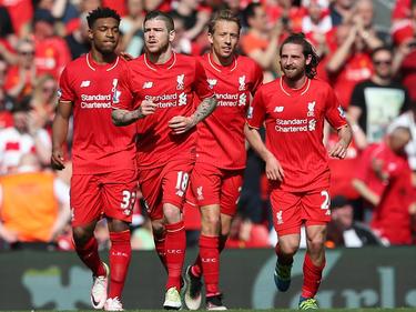 Der FC Liverpool feiert einen wichtigen Sieg