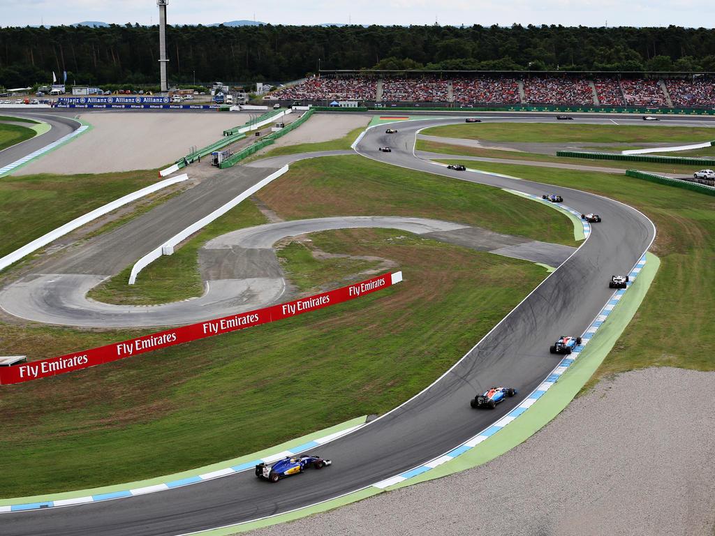 Hockenheimring vorerst im Formel-1-Kalendar für 2017
