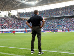 Ralf Rangnick setzt bei RB Leipzig auf junge Talente