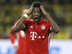 Bayerns David Alaba soll das Interesse von Manchester United geweckt haben