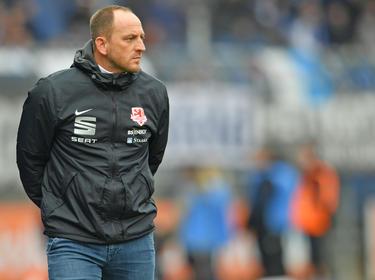 Lieberknecht erwartet in Karlsruhe ein schweres Spiel