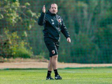 Manuel Baum ist in Augsburg zum Cheftrainer aufgestiegen