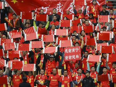 Chinesische Fans freuen sich über Verbesserungen im Nachwuchs-Bereich