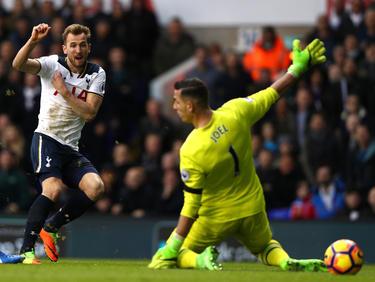 Harry Kane erzielte zwei Treffer für Tottenham