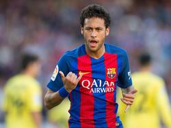 Neymar steht bei Barcelona noch bis 2021 unter Vertrag