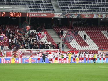 Offiziell 4.712 Zuseher beim Heimspiel des österreichischen Double-Gewinners