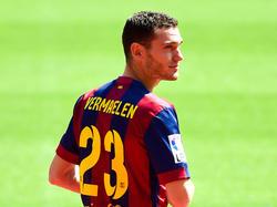 Thomas Vermaelen macht sich Sorgen um seine Zukunft in der Nationalmannschaft
