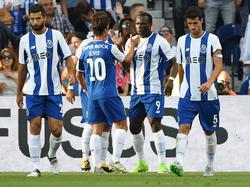 Der FC Porto feierte in der Primeira Liga den nächsten Dreier