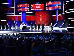 Die Vorrundengruppen der Weltmeisterschaft 2018 lösen unterschiedliche Reaktionen aus