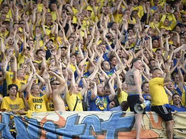 Die Fans Brøndby IF zittern um die Zukunft ihres Klubs