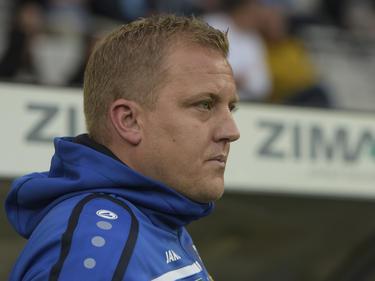 Thomas Grumser bleibt zumindest bis Jahresende Trainer in Innsbruck