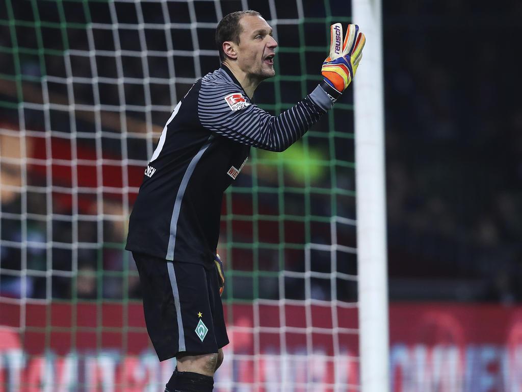 Werder hat sich auf Jaroslav Drobný als Stammtorhüter festgelegt