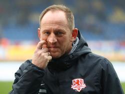 Torsten Lieberknecht hofft auf den ersten Sieg des Jahres